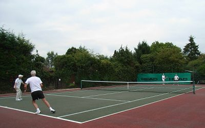 Saturday Social Tennis is Starting Again