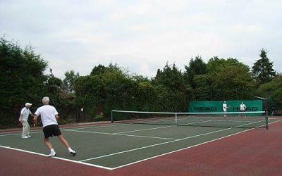 Saturday Social Tennis is Starting Again