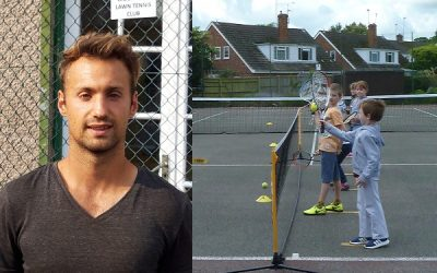 Holiday Camps for Juniors with Tom